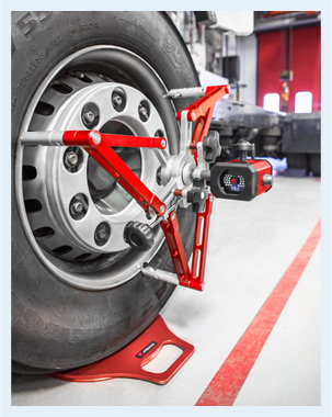 Wheel Alignment Technology